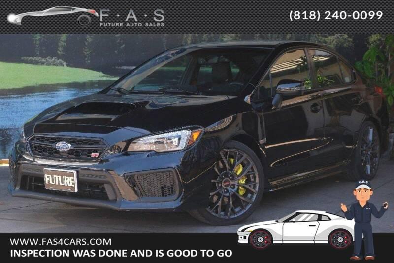 2018 Subaru WRX for sale at Best Car Buy in Glendale CA