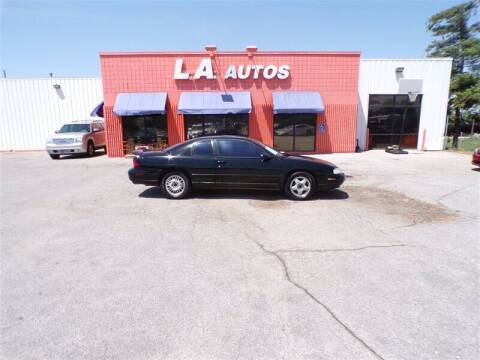 1995 Chevrolet Monte Carlo for sale at L A AUTOS in Omaha NE