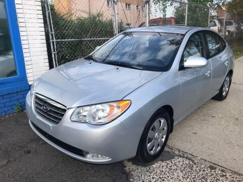 2008 Hyundai Elantra for sale at DEALS ON WHEELS in Newark NJ