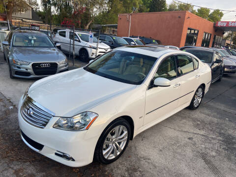 2009 Infiniti M35 for sale at Kings Auto Group in Tampa FL