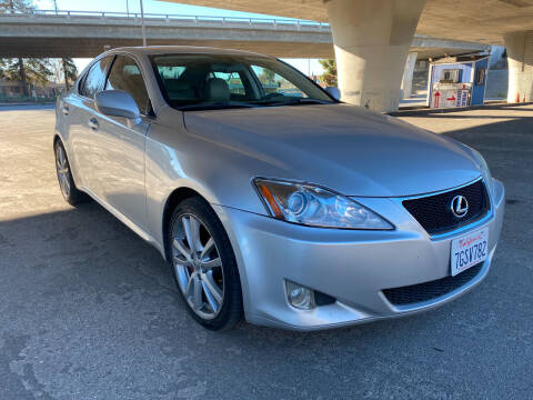 2007 Lexus IS 350 for sale at Bay Auto Exchange in San Jose CA