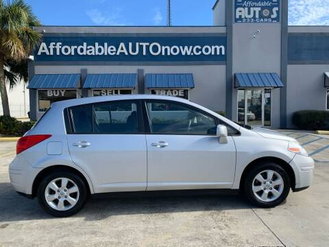 2011 Nissan Versa for sale at Affordable Autos in Houma LA