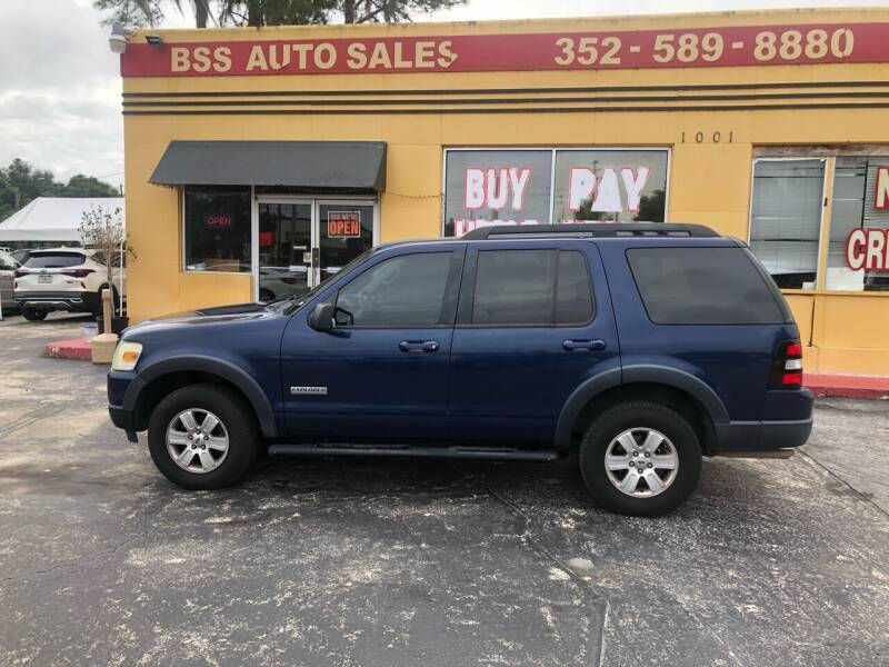 2007 Ford Explorer for sale at BSS AUTO SALES INC in Eustis FL
