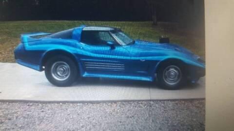 1979 Chevrolet Corvette for sale at Classic Car Deals in Cadillac MI