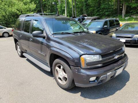 2004 Chevrolet TrailBlazer EXT for sale at Ramsey Corp. in West Milford NJ