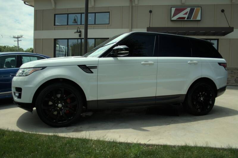 2014 Land Rover Range Rover Sport for sale at Auto Assets in Powell OH