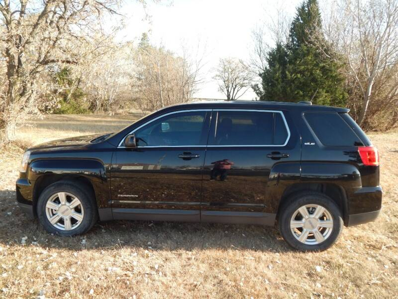 2016 GMC Terrain for sale at Wheels Unlimited in Smith Center KS