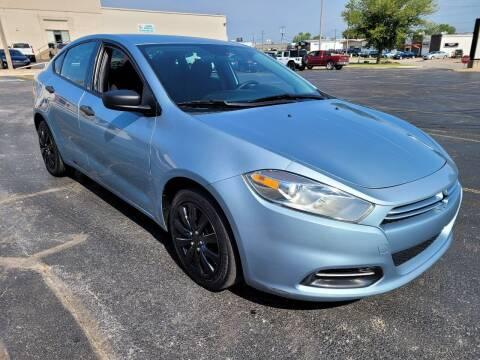 2013 Dodge Dart for sale at Vision Motorsports in Tulsa OK