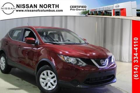 2019 Nissan Rogue Sport for sale at Auto Center of Columbus in Columbus OH