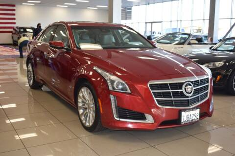 2014 Cadillac CTS for sale at Legend Auto in Sacramento CA