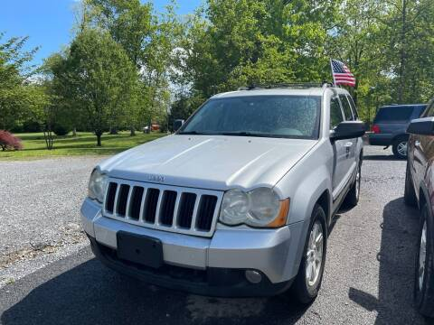 2008 Jeep Grand Cherokee for sale at Noble PreOwned Auto Sales in Martinsburg WV