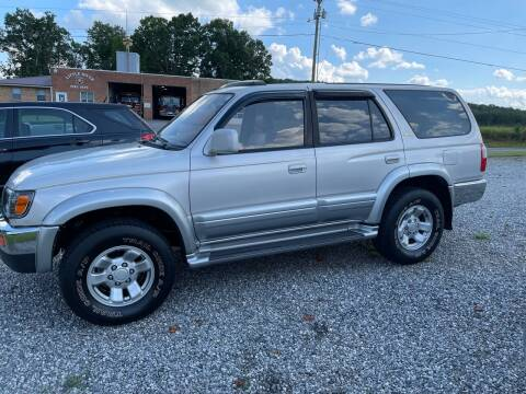 1997 Toyota 4Runner for sale at Judy's Cars in Lenoir NC