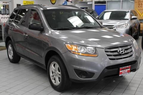2010 Hyundai Santa Fe for sale at Windy City Motors in Chicago IL