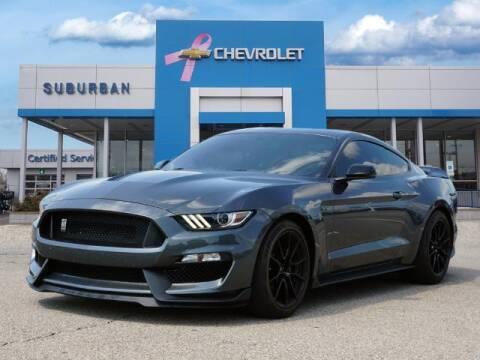 2019 Ford Mustang for sale at Suburban Chevrolet of Ann Arbor in Ann Arbor MI