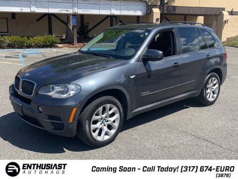 2012 BMW X5 for sale at Enthusiast Autohaus in Sheridan IN