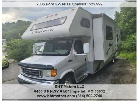 2006 Ford E-SERIES Chassis E 450 for sale at BHT Motors LLC in Imperial MO