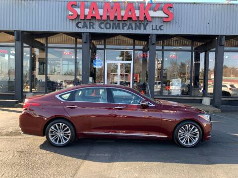 2015 Hyundai Genesis for sale at Siamak's Car Company llc in Salem OR