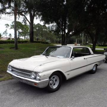 1961 Ford Galaxie for sale at Haggle Me Classics in Hobart IN