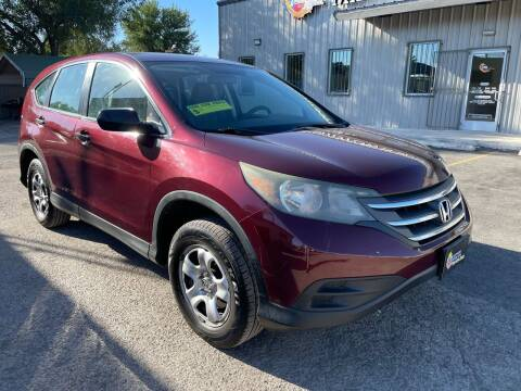 2014 Honda CR-V for sale at Midtown Motor Company in San Antonio TX