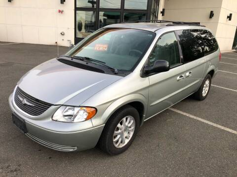 2003 Chrysler Town and Country for sale at MAGIC AUTO SALES in Little Ferry NJ