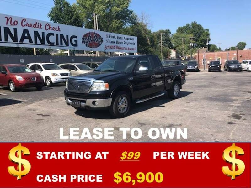 2007 Ford F-150 for sale at Auto Mart USA in Kansas City MO