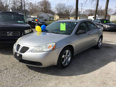 2007 Pontiac G6 for sale at Antique Motors in Plymouth IN