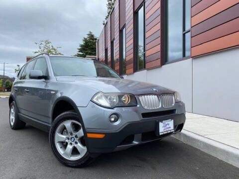 2007 BMW X3 for sale at DAILY DEALS AUTO SALES in Seattle WA