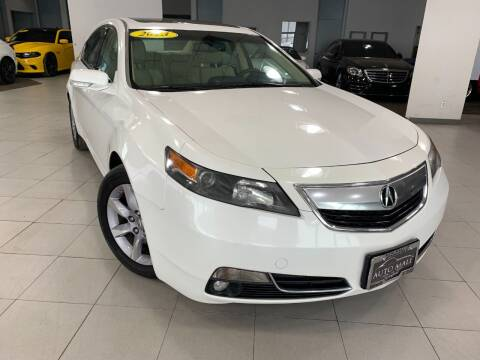 2013 Acura TL for sale at Auto Mall of Springfield in Springfield IL