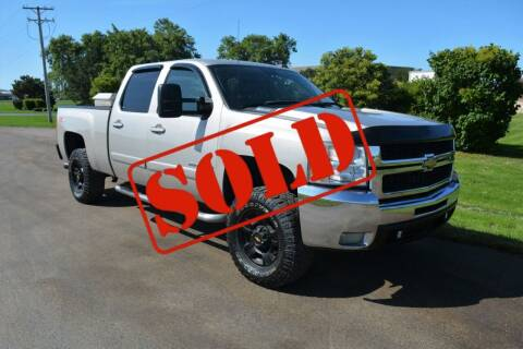 2007 Chevrolet Silverado 2500HD for sale at Signature Truck Center - Service-Utility Truck in Crystal Lake IL