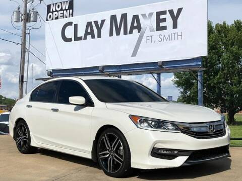 2017 Honda Accord for sale at Clay Maxey Fort Smith in Fort Smith AR