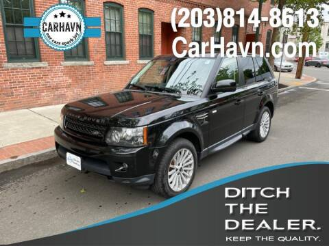 2012 Land Rover Range Rover Sport for sale at CarHavn in New Haven CT