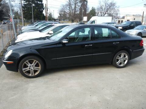 2006 Mercedes-Benz E-Class for sale at KNS Autosales Inc in Bethlehem PA