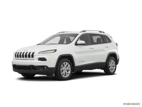2017 Jeep Cherokee for sale at Ken Wilson Ford in Canton NC