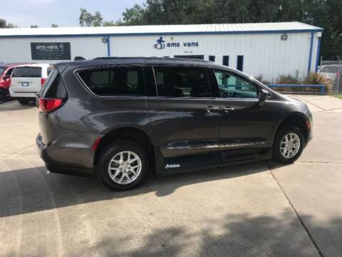 2020 Chrysler Pacifica for sale at AMS Vans in Tucker GA
