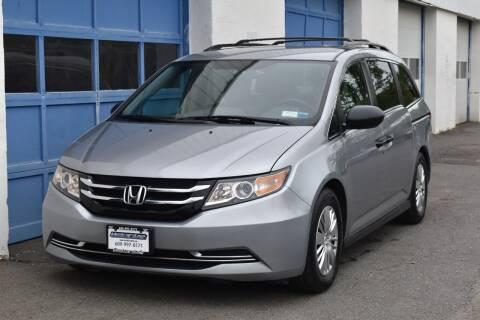 2016 Honda Odyssey for sale at IdealCarsUSA.com in East Windsor NJ