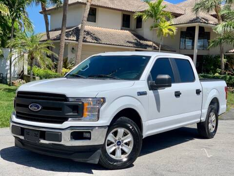 2018 Ford F-150 for sale at Citywide Auto Group LLC in Pompano Beach FL