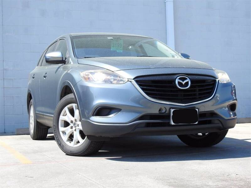 2013 Mazda CX-9 for sale at Joe Myers Toyota PreOwned in Houston TX