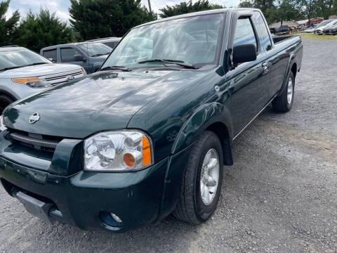 2001 Nissan Frontier for sale at PERUVIAN MOTORS SALES in Warrenton VA