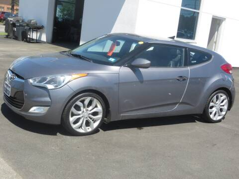 2013 Hyundai Veloster for sale at Price Auto Sales 2 in Concord NH