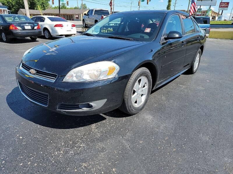 2011 Chevrolet Impala for sale at Rucker's Auto Sales Inc. in Nashville TN