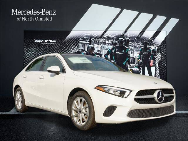 2020 Mercedes-Benz A-Class A 220 4MATIC
