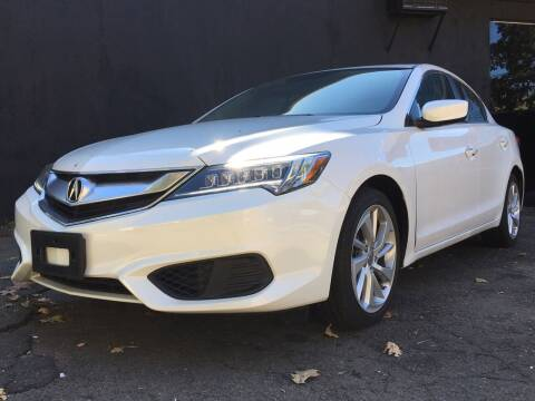 2017 Acura ILX for sale at MELILLO MOTORS INC in North Haven CT