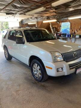 2006 Mercury Mountaineer for sale at Lavictoire Auto Sales in West Rutland VT