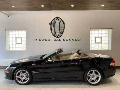 2007 Mercedes-Benz SL-Class for sale at Midwest Car Connect in Villa Park IL