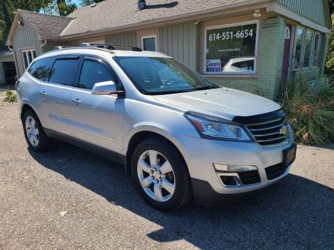 2016 Chevrolet Traverse for sale at Sharpin Motor Sales in Columbus OH