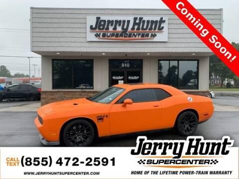 2014 Dodge Challenger for sale at Jerry Hunt Supercenter in Lexington NC