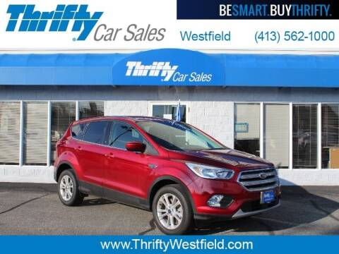 2019 Ford Escape for sale at Thrifty Car Sales Westfield in Westfield MA