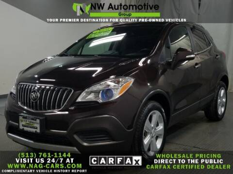 2016 Buick Encore for sale at NW Automotive Group in Cincinnati OH