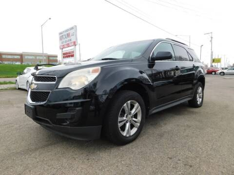 2010 Chevrolet Equinox for sale at AutoLink LLC in Dayton OH