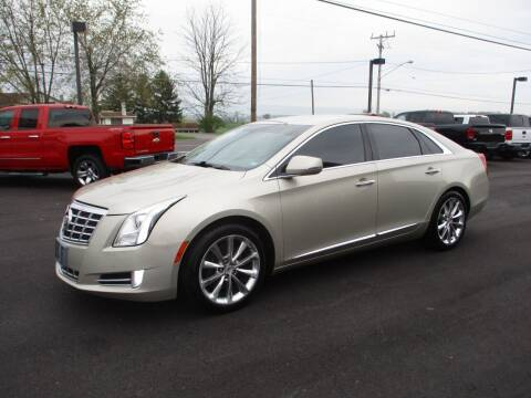 2014 Cadillac XTS for sale at FINAL DRIVE AUTO SALES INC in Shippensburg PA